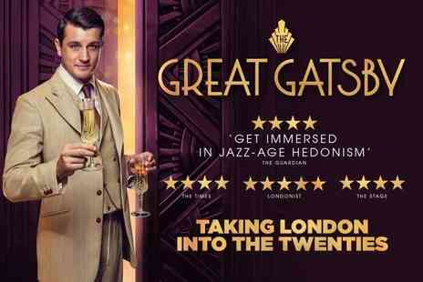 OMGhotels - One night London stay and The Great Gatsby tickets - Save 0%