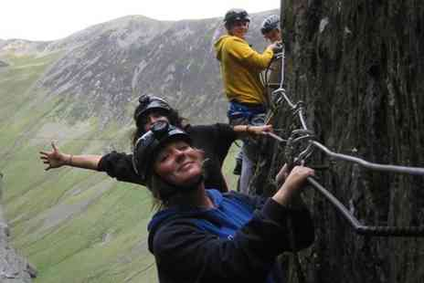 MobileAdventure - Via Ferrata in Keswick - Save 0%
