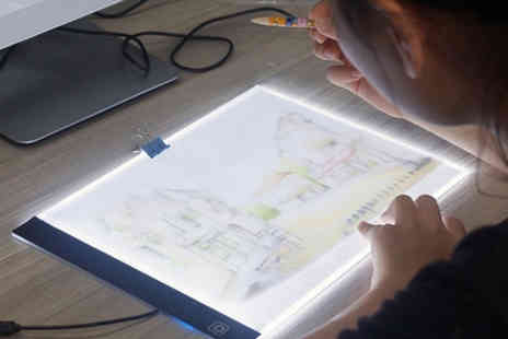 Yello Goods - Led graphic drawing board - Save 0%