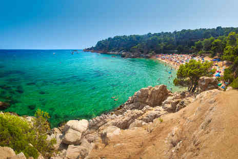 Weekender Breaks - All inclusive seven nights Costa Brava, Spain break with return flights - Save 34%