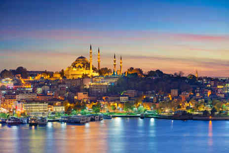 Weekender Breaks - Two nights Istanbul getaway with return flights - Save 26%