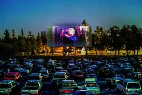Nightflix - Drive In Cinema Experience for Vehicle of Up to Four - Save 30%
