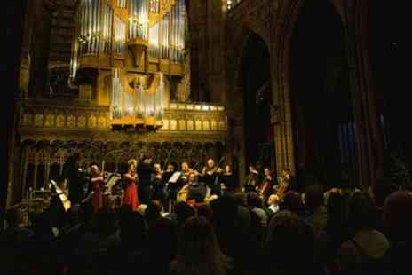 Vivaldis The Four Seasons by Candlelight - One Band D, C, B, A or AA ticket from 6th March To 14th Jun - Save 29%