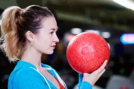 Go Bowling Dunstable - Two Games of Bowling with Shoe Hire for Up to Six - Save 55%