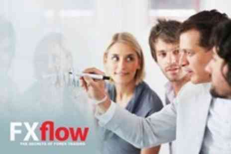 FX Flow - Forex Trading Beginners Class For Four - Save 87%