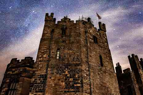 Raby Castle - Discover the magic of the night skies in the breathtaking surroundings of historic Raby Castle - Save 0%