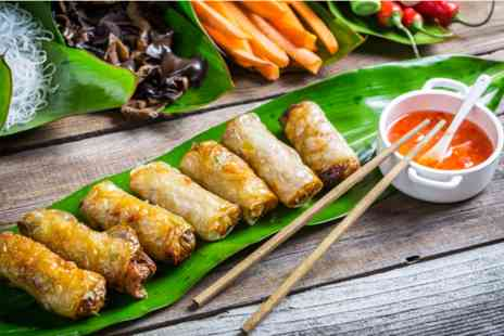 The Smart School of Cookery - Thai Explosion Class for Two - Save 0%