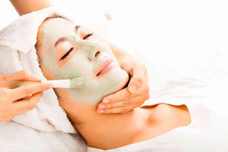 Beauty For All - Choice of 30 Minute massage and a 30 Minute facial - Save 52%
