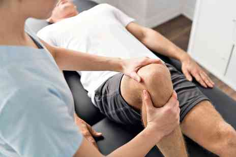 Holistic Healthcare Clinics - Sports therapy session with two treatments - Save 87%