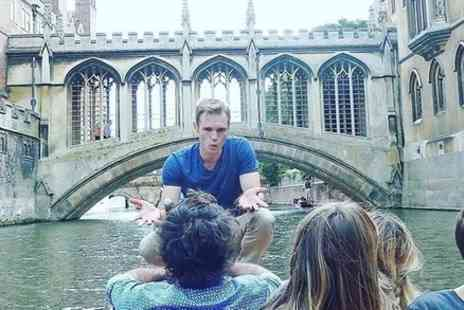 Cambridge Alumni Tours - Private Combined Punting and Student Guided Cambridge University Walking Tour - Save 0%