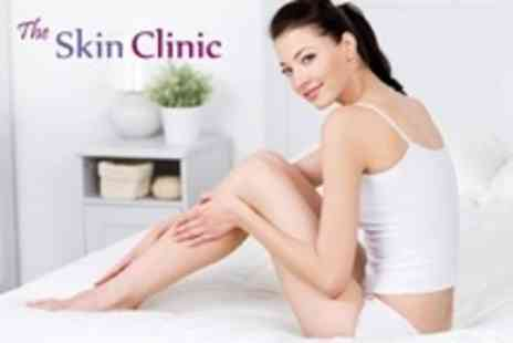 The Skin Clinic - Six Sessions of IPL Hair Removal on Areas Such as Underarms or Bikini Line - Save 45%