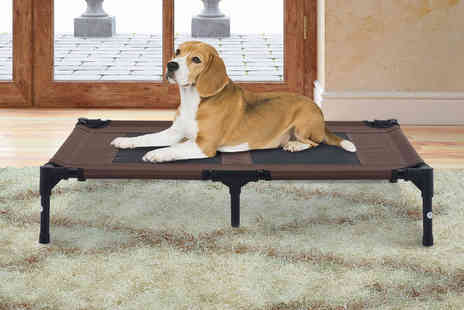 Mhstar - Elevated pet bed - Save 56%