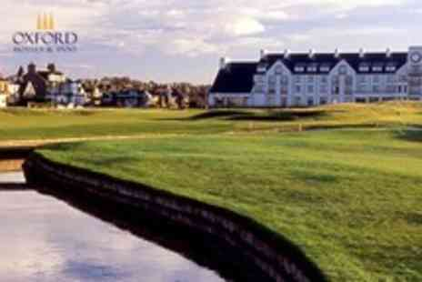 Carnoustie Golf Hotel - Alfred Dunhill Links Championship Golf and Hospitality Experience With Breakfast, Three Course Lunch, Wine and Afternoon Tea - Save 48%