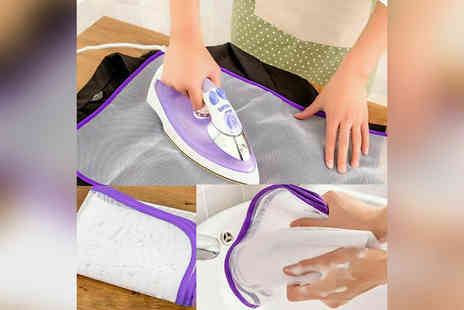 Avant Garde - Heat resistant and protective cloth cover Ironing pad - Save 77%