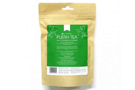 Slimming Solutions - Pu erh Detox Tea Choose from 1, 2 or 3 Pack - Save 40%