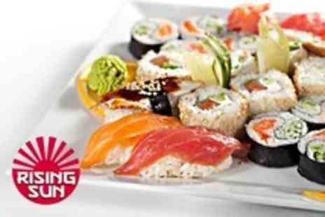 Rising Sun - Sushi 36 Piece Mixed Platter to Takeaway - Save 54%