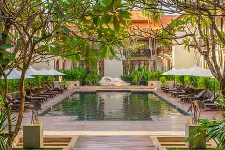 Anantara Angkor Resort - Five Star Relaxing Hideaway Nearby to UNESCO World Heritage Site - Save 56%