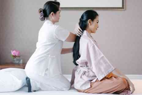 Sopas Beauty - One Hour Full Body or Foot Thai Massage with Green Tea for One or Two - Save 42%