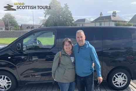 Wee Scottish Tours - Private Luxury Shore Excursion Driving Tour to Stirling Six Hours Long - Save 0%