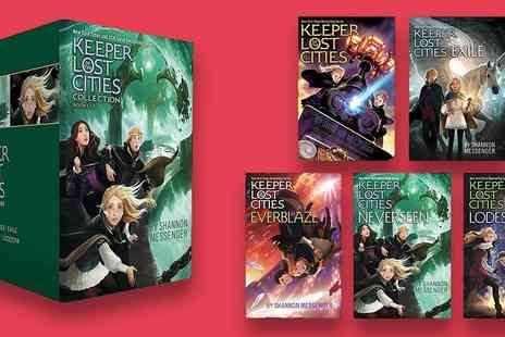 The Book Depository - Keeper of the Lost Cities Collection Books - Save 22%