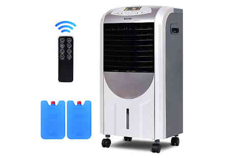 Costway - 5 in 1 Portable Air Conditioning Unit with Remote Control - Save 69%