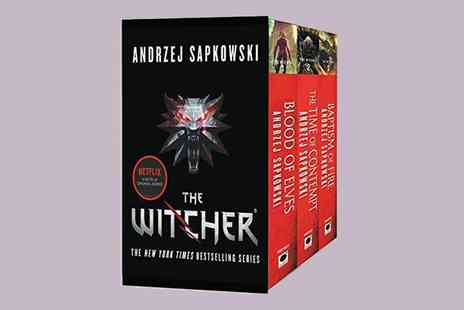 The Book Depository - The Witcher Box Set - Save 24%