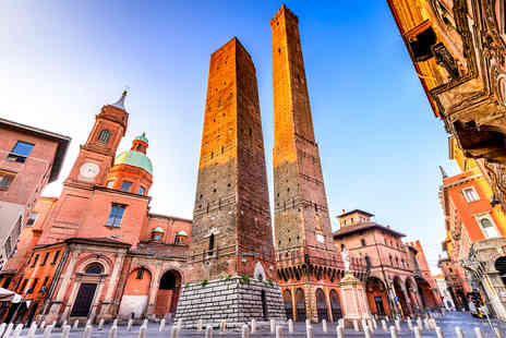 Great Pacific Travels - Two nights Bologna, Italy city break with return flights - Save 28%