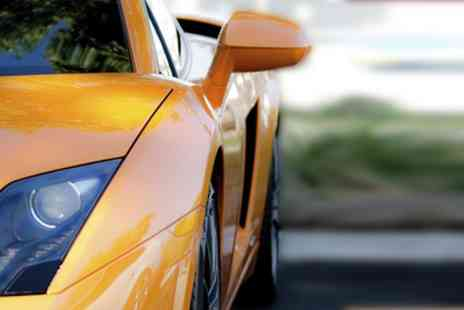 Drift Limits - 4 Lap One Secret Supercar or 12 Lap Three Secret Supercar Driving Experience - Save 50%
