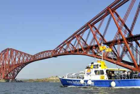 Forth Boat Tours - Sightseeing Cruise Blackness Castle, Three Bridges Cruise with Cream Tea - Save 0%