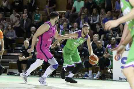 Manchester Giants Basketball - One family ticket from 16th February To 19th April - Save 0%