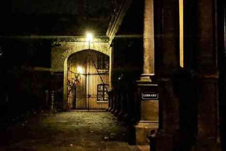 Visit Cambridge and Beyond - Official Ghost Tour of Cambridge - Save 0%