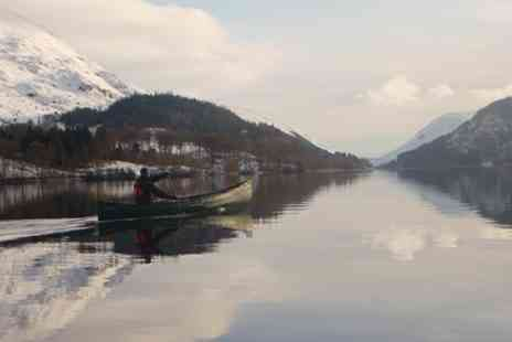 MobileAdventure - Canoe on Derwent Water - Save 0%
