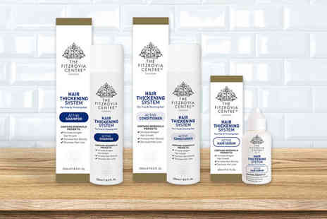 The Fitzrovia Center - Hair thickening serum - Save 0%