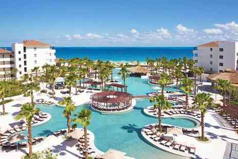 Secrets Playa Mujeres Golf & Spa Resort - Five Star Sun Soaked All Inclusive Escape and Optional Tour Across Cultural Highlights - Save 0%