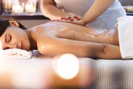 Harmony - Choice of one hour Swedish massage plus a voucher or a 30 minute Swedish massage and 30 minute acupuncture treatment - Save 63%