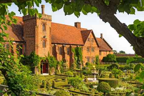 Hatfield House - Entry for 2 to country estate and garden - Save 42%