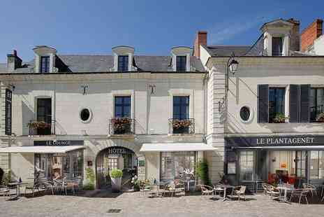 Hostellerie La Croix Blanche - Former Historic Coaching Inn for two - Save 60%