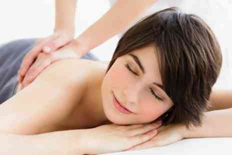 Blossom Beauty Bar - Choice of Massage with Mini Facial - Save 56%