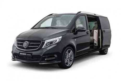 PROFI DRIVER - Arrival Private Transfers from Port of Southampton to London in Luxury Van - Save 0%