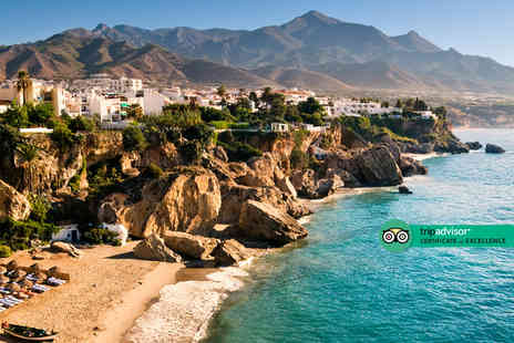 Travelsoon - Four nights Costa del Sol beach break with breakfast and flights - Save 29%