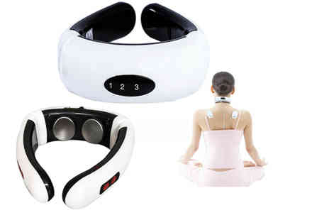 Spezzee - Electric neck massager - Save 84%