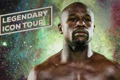 An Evening - One ticket to Boxer Floyd Money Mayweather - Save 48%