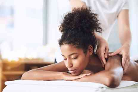 M K Beauty at Rich Hair Salon - Choice of 30 or 60 Minute Massage - Save 44%