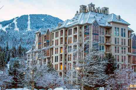 Pan Pacific Whistler Mountainside - Four Star Whistler Stays thru June with Parking - Save 0%