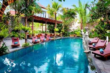 The Bali Dream Villa Resort - Four Star Stay in the Swimming Pool Villa Breakfast included - Save 0%