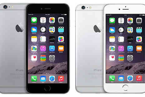 E Circuits - Unlocked 16GB or 64GB Apple iPhone 6 - Save 76%