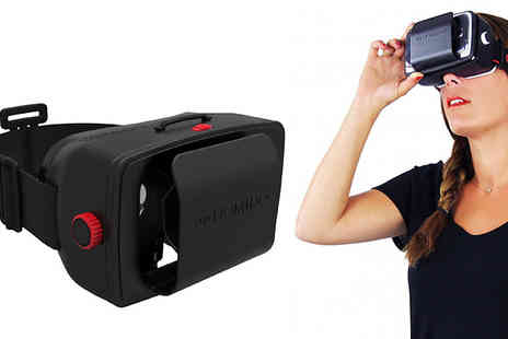 Dealberry - Homido Virtual Reality Smartphone Headset Android and iPhone Compatible - Save 56%