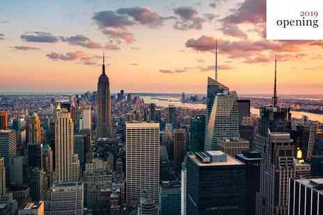 Hyatt Place New York City - Brand New Hotel Steps from Iconic Times Square for two - Save 75%