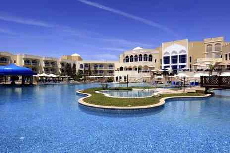Kairaba Mirbat Resort - Five Star Stunning All Inclusive Middle Eastern Break for two - Save 70%