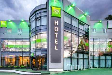 Ibis Styles Birmingham Centre - Double Room for Two with Breakfast and Two Course Dinner - Save 38%